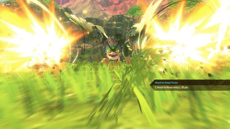 Monster Hunter Stories 2 Combat Explanation 3