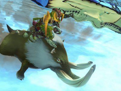 Monster Hunter Stories 2 Combat Explanation 4