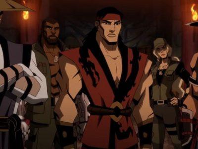 Mortal Kombat Legends: Battle of the Legends trailer earthrealm warriors