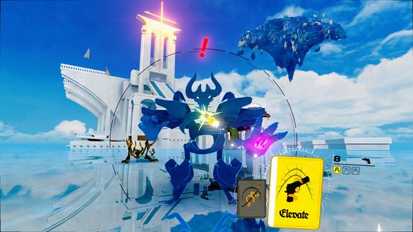 Neon White Gameplay Trailer
