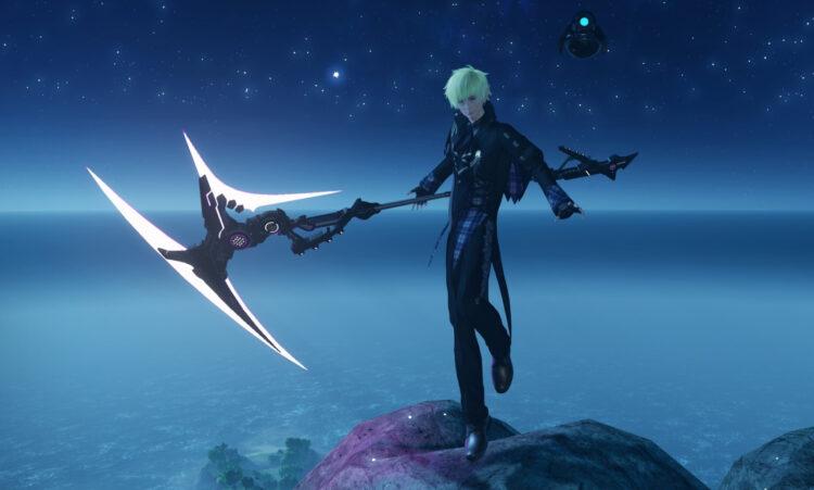 Pso2 New Genesis Force Rod