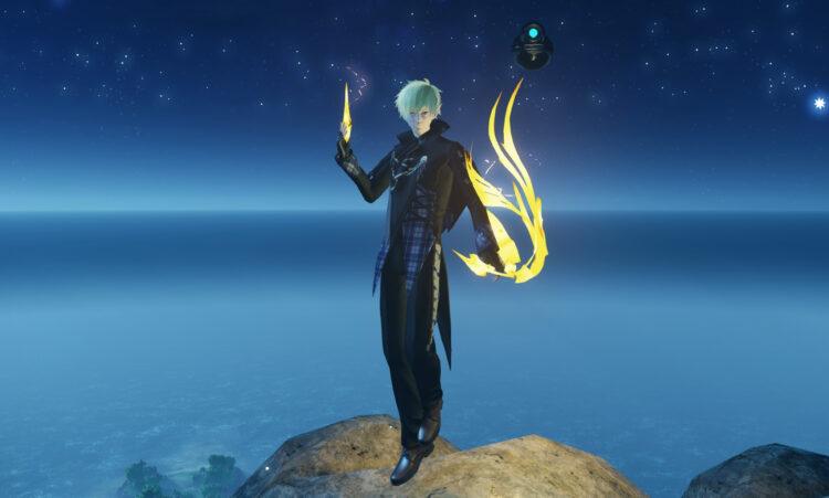 Pso2 New Genesis Force Talis