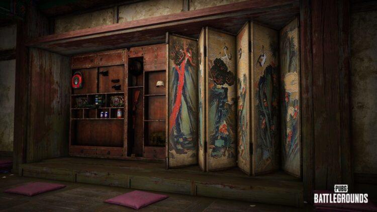 Pubg Taego Secret Room