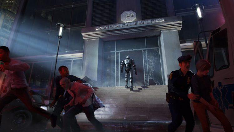 Robocop Rogue City Teaser Trailer Release 2023 Building