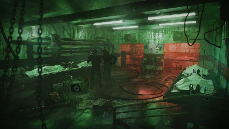 Robocop Rogue City Teaser Trailer Release 2023 Morgue