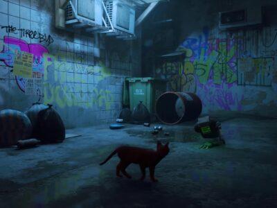 Stray Gameplay Walkthrough Trailer Release 2022 Feat 2