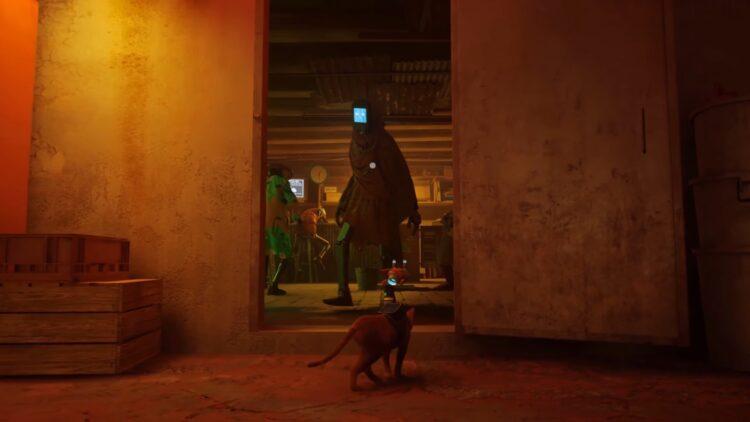 Stray Gameplay Walkthrough Trailer Release 2022 Feat