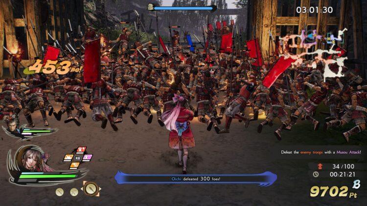 Samurai Warriors 5 Review 4