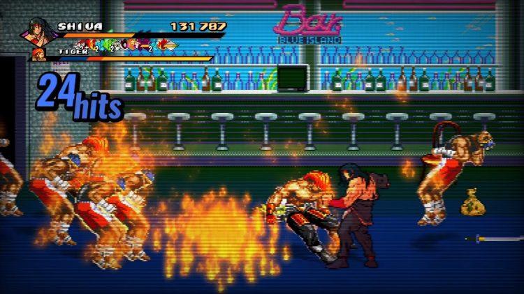 Streets Of Rage 4 Survival Mode Release Date Mr. X Nightmare Dlc Retro