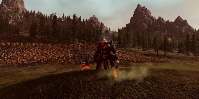 Total War Warhammer Ii Warhammer 2 Beastmen Rework Free Update
