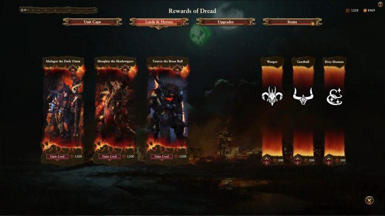 Total War Warhammer Ii Warhammer 2 Beastmen Rework Free Update 1
