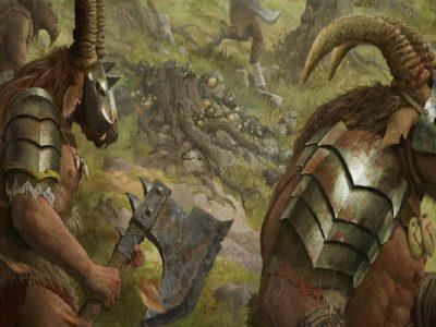 Total War Warhammer Ii Warhammer 2 Beastmen Rework Guide Herdstones Bloodground Dread Favor Upgrades