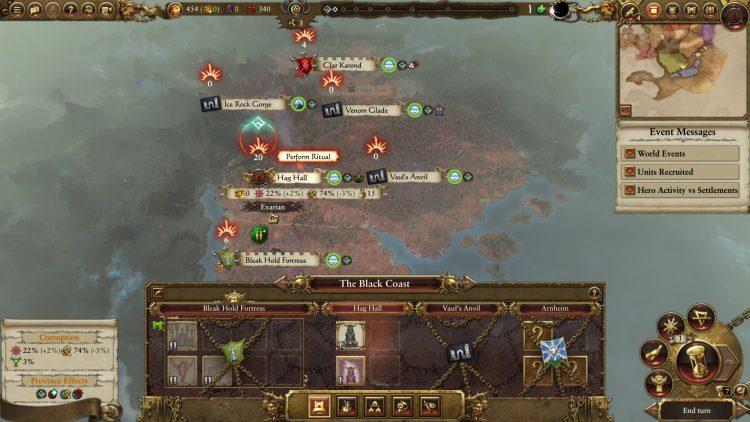 Total War Warhammer II Warhammer 2 Руководство по переработке зверолюдов Стадо Кровавое поле Ужасное благосклонность Обновления 1b