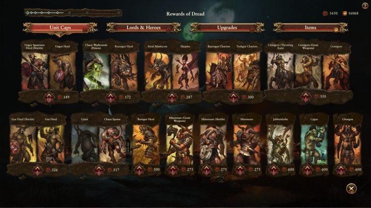 Total War Warhammer II Warhammer 2 Руководство по переработке зверолюдов Стадо Кровавое поле Ужасное благосклонность Обновления 2a