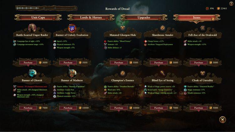 Total War Warhammer II Warhammer 2 Руководство по переработке зверолюдей Стадо Кровавое поле Ужасное благосклонность Обновления 2d