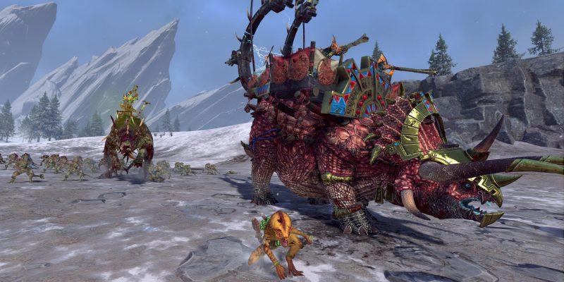 Total War Warhammer Ii Warhammer 2 Oxyotl Golden Blowpipe Of P'toohee Quest Battle Guide