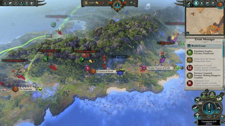Total War Warhammer II Warhammer 2 Oxyotl Руководство 2a