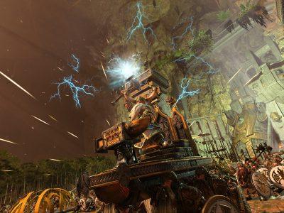 Total War Warhammer Ii Warhammer 2 Silence And Fury Thorek Ironbrow Ogre Mercenaries Free Lc Flc Announcement