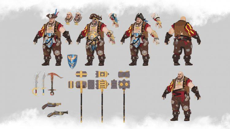 Total War Warhammer Ii Warhammer 2 Silence And Fury Thorek Ironbrow Ogre Mercenaries Free Lc Flc Game Ad 1