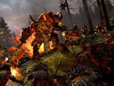 Total War Warhammer Ii Warhammer 2 Taurox Guide Slaughterhorn Rampage Momentum Beastmen Rework