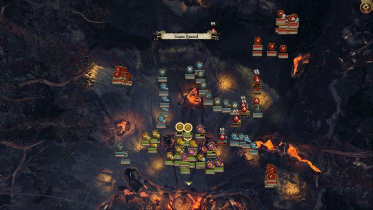Total War Warhammer II Warhammer 2 Сердце тьмы Taurox Oxyotl Final Battle Guide 1d