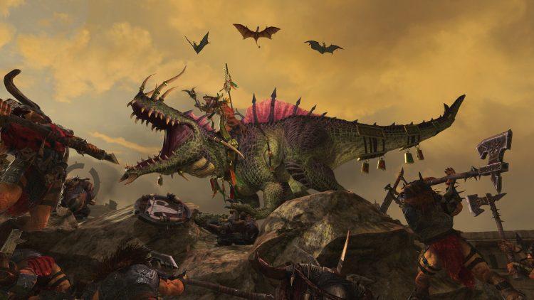 Total War Warhammer Ii Warhammer 2 The Heart Of The Dark Taurox Oxyotl Final Battle Guide Feat