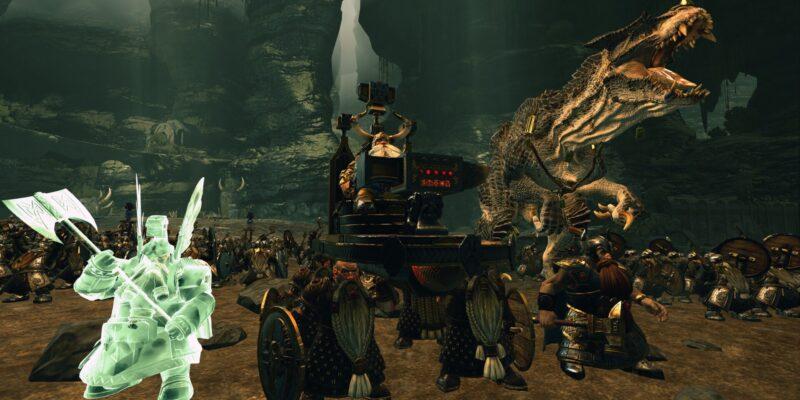 Total War Warhammer Ii Warhammer 2 Thorek Ironbrow Artifacts Artifact Vault Guide