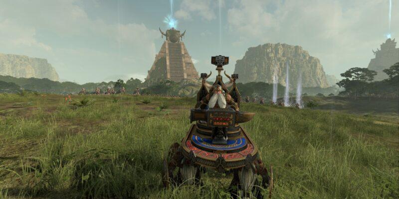 Total War Warhammer Ii Warhammer 2 Thorek Ironbrow Klad Brakak Quest Battle Guide Thorek's Rune Armor