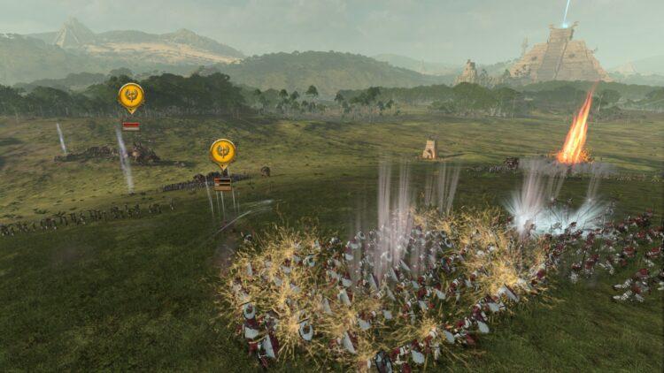Total War Warhammer Ii Warhammer 2 Thorek Ironbrow Klad Brakak Quest Battle Guide Thorek's Rune Armor 1