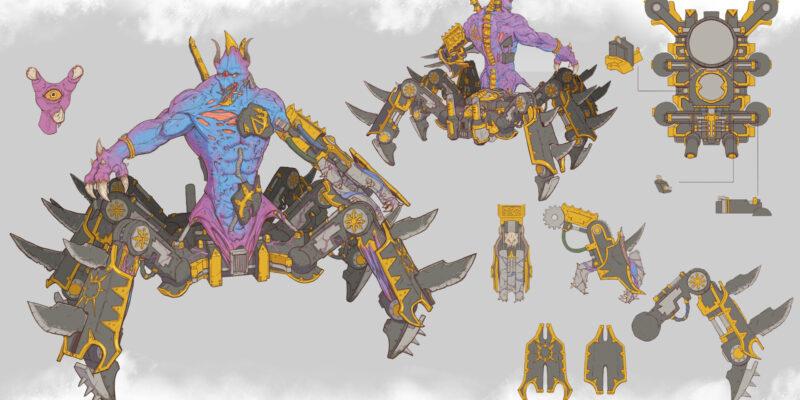 Total War Warhammer Iii Warhammer 3 September Reveal Grand Cathay Daemons Of Chaos Slaanesh Nurgle Tzeentch