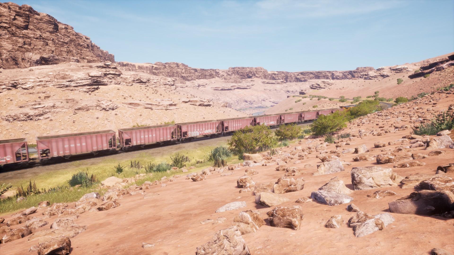 Train Sim World 2 Cane Creek Through The Canyons