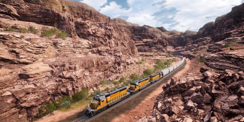 Train Sim World Cane Creek 8