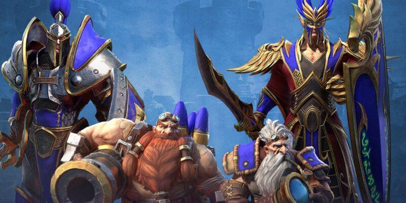 Warcraft 3 Reforged Blizzard team