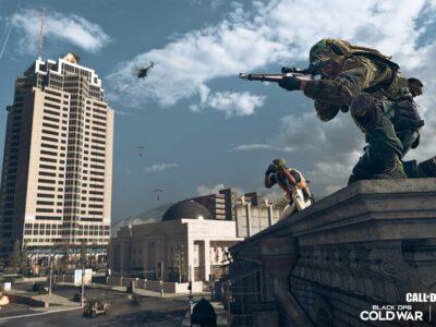 Warzone Weapons Invisibility Glitch
