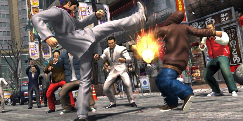 Yakuza 3 Humble Bundle Choice July