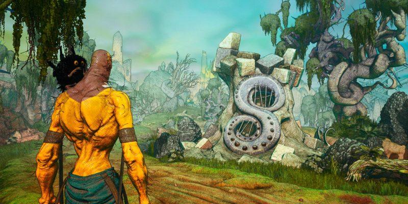 Clash: Artifacts Of Chaos trailer horizon