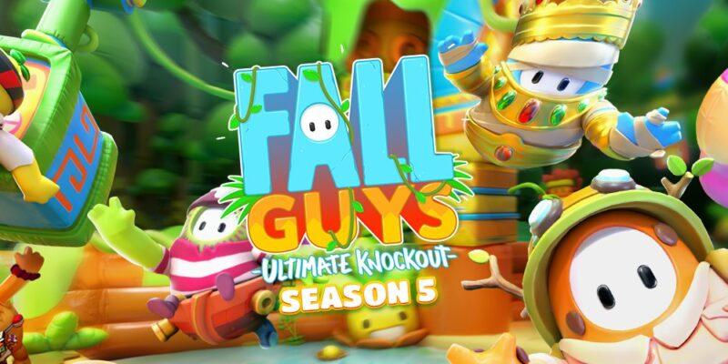 Fall Guys Season 5 Jungle Reveald Date