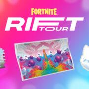 Fortnite Rift Tour Rewards quests ariana grande times