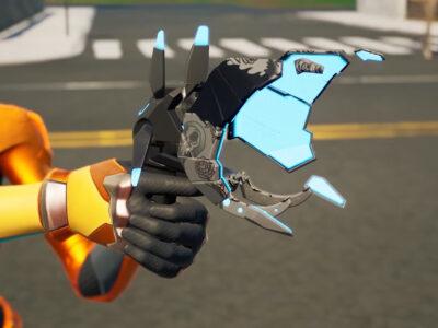 Fortnite Hand Cannon Gameplay Update Pistol