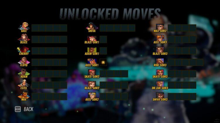 Как разблокировать Roo Streets Of Rage 4 Dlc Secret Achievement Moves