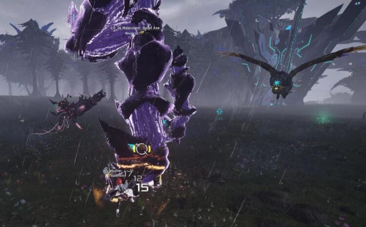Истребитель Pso2 New Genesis Knuckles Gigantix