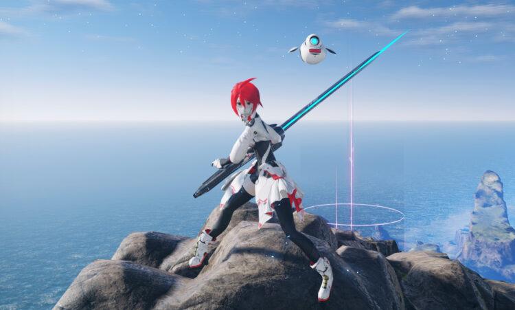 Pso2 New Genesis Hunter Sword
