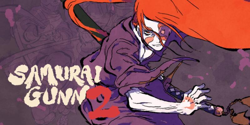 Samurai Gunn 2 Early Access