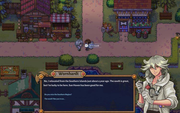 Wornhardt Conversation