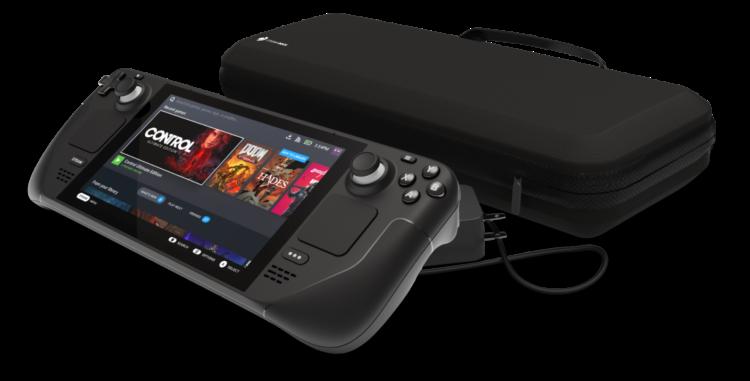 Valve Steamdeck Reveal Handheld Gaming Pc December Price Specs Case