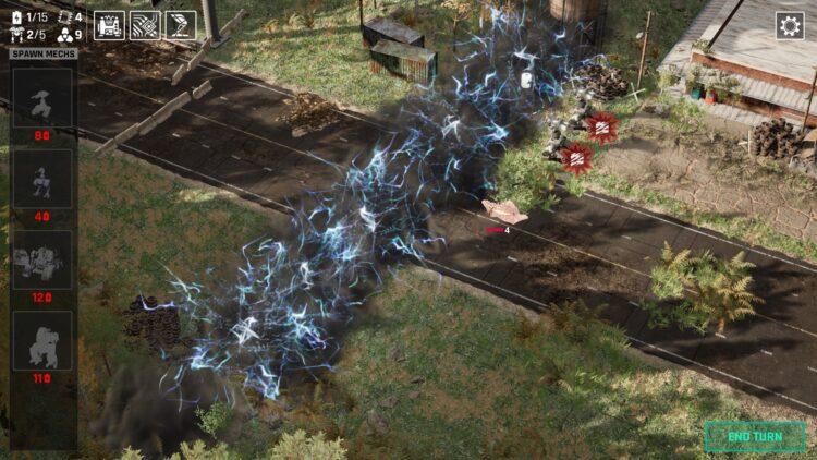 Mech Armada preview