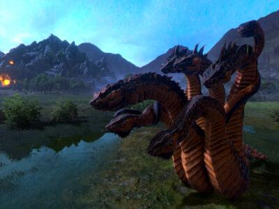 A Total War Saga Troy Mythos Lernaean Hydra Guide Lernaean Hydra Expedition Quest Battle Boss Dilemmas Events