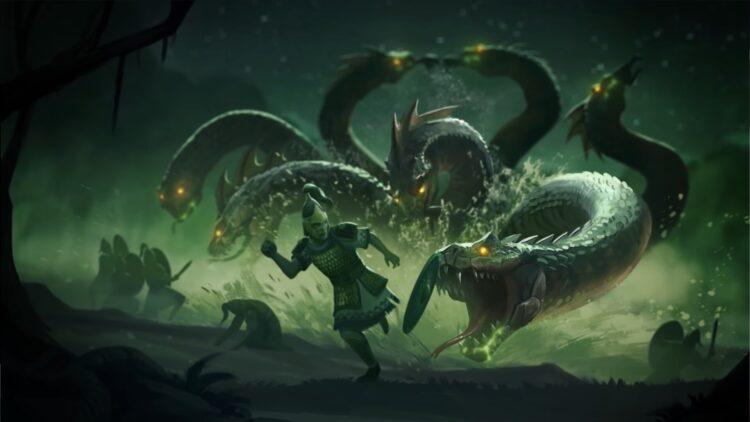 A Total War Saga Troy Mythos Lernaean Hydra Guide Lernaean Hydra Expedition Quest Battle Boss Dilemmas Events 1a