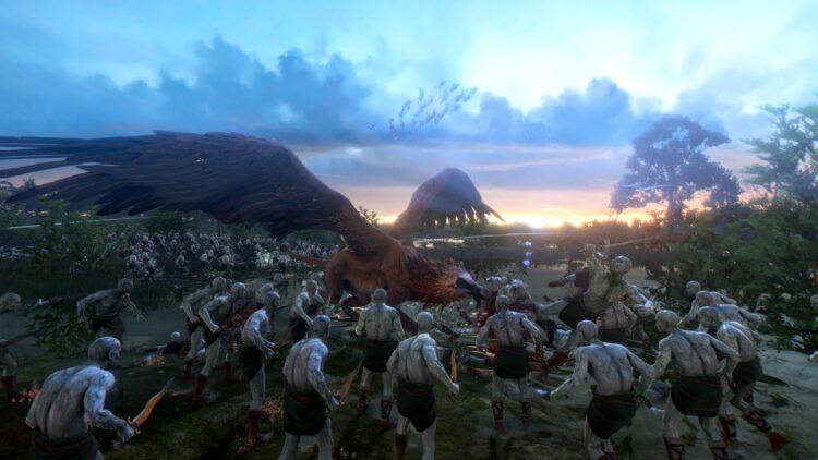 A Total War Saga Troy Mythos Лернейская гидра Гидра Лернейская гидра Экспедиционное задание Квест Боевой босс Дилеммы События 2a