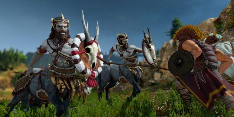 A Total War Saga Troy Mythos Differences Game Modes Historical Mode Mythological Mode Administration Tier